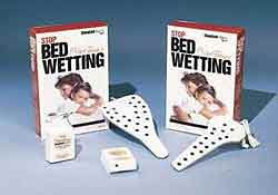 D.V.C. Bedwetting Alarms