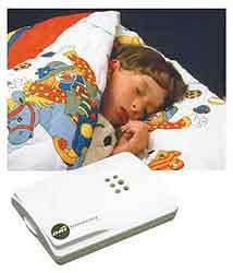 DRI Sleeper Alarm System