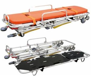 A500-LA Double Top EMS Stretcher Weight Capacity 350 lbs.