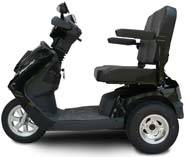 Deluxe Electric Mobility Scooter Dual Seat