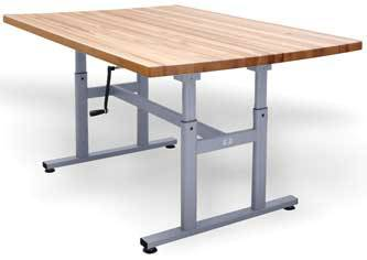 Deluxe Crank Rehab Work Table