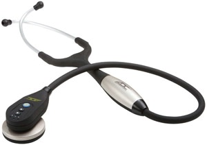 Deluxe Adult Electronic Stethoscope