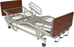 Institutional Manual Adjustable Hospital Bed