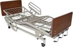 Institutional Manual Adjustable Hospital Bed