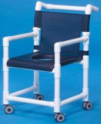 Deluxe Shower Chair w/ Padded Seat