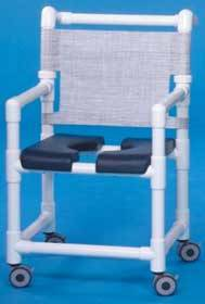 Deluxe Split Seat Shower Chair