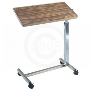 Deluxe Tilt-Top Overbed Table