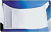 Deluxe Universal Rib Belt - Male