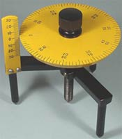 Demonstration Spherometer