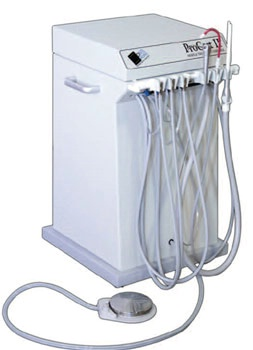 Dental Mobile Treatment Console ProCart II (110 V)