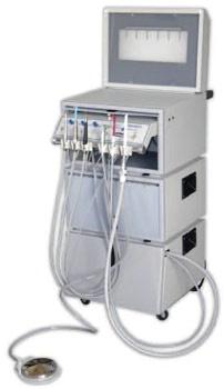 Dental Modular Operatory System Portable II 220 V