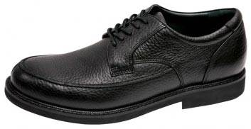 Diabetic Moc Toe Oxfords for Men