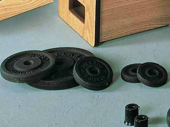 Exercise Disc Weights