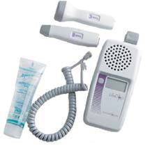 Display Ultrasound Doppler Obstetrical/Vascular Combination