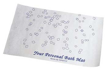 Disposable Bath Mats