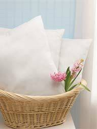 Disposable Light Weight Pillows 12in x 16in