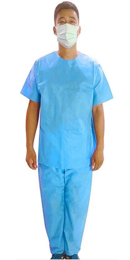 Disposable Scrub Tops XX-Large, 30/case