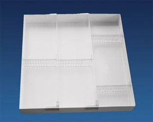 Divider Tray for 3in Slim Drawer