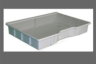 Divider Tray with Clear Lid