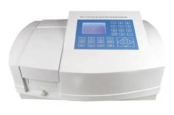 Double Beam UV Visible Spectrophometer