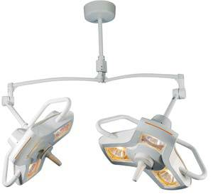 Double Ceiling Mount Major Surgery Light