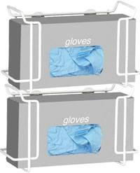 Double Wire Glove Box Dispenser