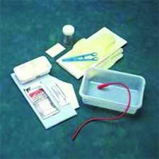 Dover Intermittent Catheter Tray Kit