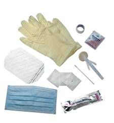 Central Line Dressing Change Tray Sterile