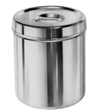 Dressing Jar, Capacity 1/2 Qt., 4-1/8in x 2-1/4in