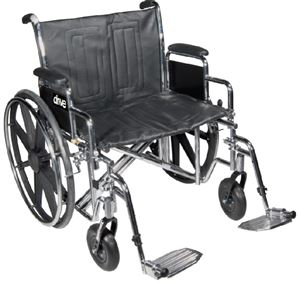 Heavy Duty Bariatric Wheelchair