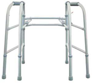 Dual Release Walker Front Wheels
