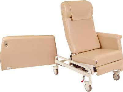 Dual Swing-Arm Elite Care Cliner