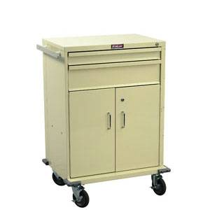 Medical Cart w/ Lower Storage Compartment