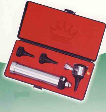 ENT Ophthalmoscope Otoscope Diagnostic Set
