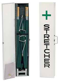 Easy Fold Aluminum Pole Stretcher Kit