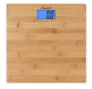 Eco Friendly Bariatric Bathroom Scale 440 lb Capacity