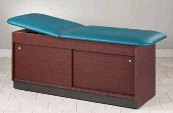 Eco-Friendly Cabinet Style Treatment Table 24in W