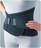 Economy Industrial Lumbosacral Support