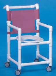 Economy Shower Chair 38in High