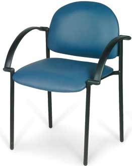 Waiting Room Side Chair w/ Arms