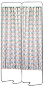 Cloth Patterned Privacy Screen