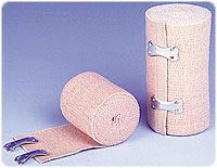 Elastic Bandage Clips - 4in 5 yds