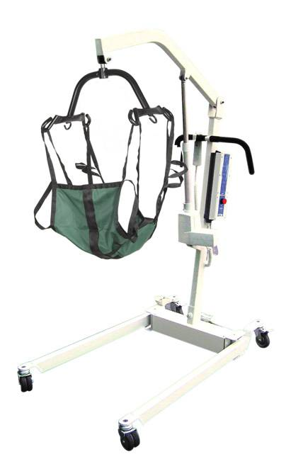 Electric Bariatric Lift with Removeable Battery