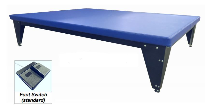 Electric Bariatric Mat Table