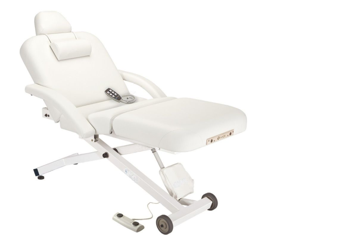 Electric Lift Massage Table Salon Style