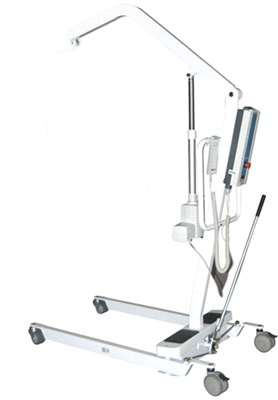 Electric Patient Lift with Battery