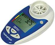Electronic Asthma Peak Flow Monitor