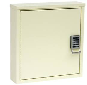 Battery Powered Patient Security Cabinet