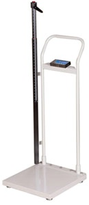Electronic Physician Scale Handrail  Height Rod