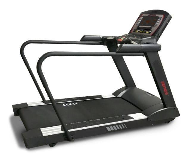 Elite Medical Grade Treadmill w/ Extended Therapy Handrails